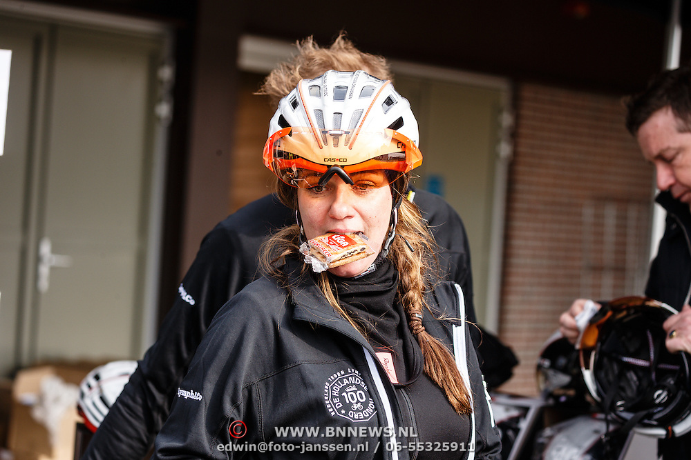 NLD/Biddinghuizen/20160306 - Hollandse 100 Lymphe & Co 2016, Pr. Annet Sekreve