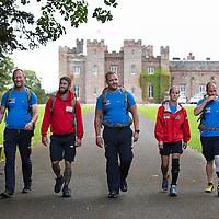 Walking Wounded Scone Palace