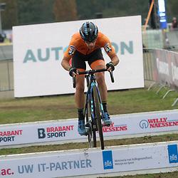 08-11-2020: Wielrennen: EK Veldrijden: Rosmalen <br />Lars van der Haar