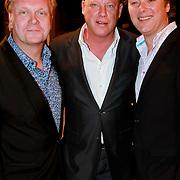 NLD/Den Haag/20110406 - Premiere Alle Tijden, Frits Huffnagel, Frits Wester en Frits Sissing
