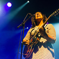 Alabama Shakes performing live at Manchester Academy, Manchester,  Greater Manchester, 2012-11-12
