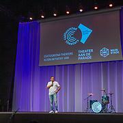 NLD/Den Bosch/20200623 - Presentatie cultuurstad Den Bosch, Najib Amhali