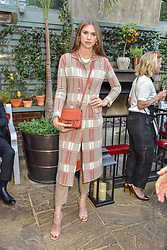 Sabrina Percy at The Ivy Chelsea Garden Summer Party ,The Ivy Chelsea Garden, King's Road, London, England. 14 May 2019. <br /> <br /> ***For fees please contact us prior to publication***