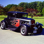 1931 Ford 5 Window Coupe Hot Rod