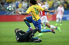 Brazil v Paraguay 29 March 2017