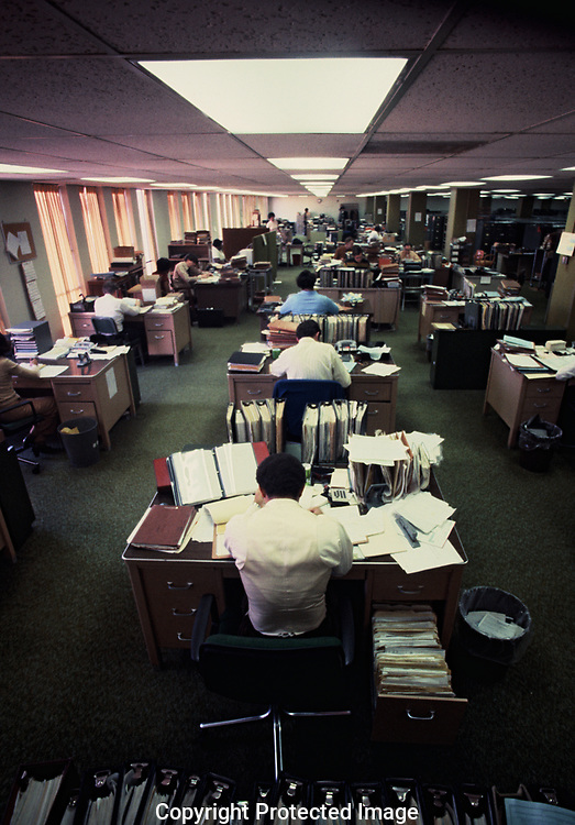 Washington,DC 1978/03/01,  The government printing office on North Capital street in Washington DC<br /><br />Photo by Dennis Brack