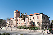 St Charles Hospice in the German Colony in Jerusalem, Israel