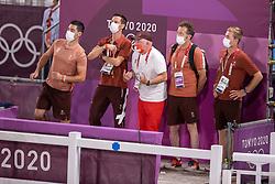 Fuchs Martin, SUI, Clooney 51, 382, Team Switzerland<br /> Olympic Games Tokyo 2021<br /> © Hippo Foto - Dirk Caremans<br /> 04/08/2021