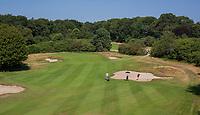 GROESBEEK  -  hole 11 Nijmeegse Baan  ,  Golf op Rijk van Nijmegen.   COPYRIGHT KOEN SUYK
