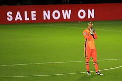 25 February 2017 - Premier League - Watford v West Ham - West Ham goalkeeper Darren Randolph - Photo: Marc Atkins / Offside.