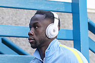 Manchester City defender Bacary Sagna during the Premier League match between Burnley and Manchester City at Turf Moor, Burnley, England on 26 November 2016. Photo by Pete Burns.