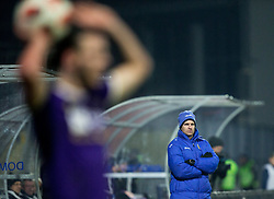 Simon Rozman, coach of Domzale during football match between NK Domzale and NK Maribior in 18th Round of Prva liga Telekom Slovenije 2018/19, on November 11, 2018 in Sportni Park, Domzale, Slovenia. Photo by Vid Ponikvar / Sportida