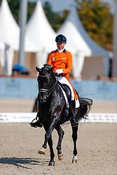 Minderhoud Hans Peter, NED, Glock's Dream Boy<br /> European Championship Dressage - Hagen 2021<br /> © Hippo Foto - Dirk Caremans<br /> 08/09/2021
