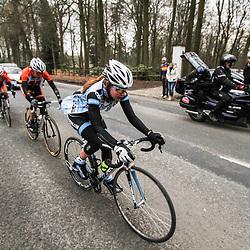 Sportfoto archief 2013<br /> Ronde van Vlaanderen Worldcup women Anna van der Breggen