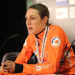 01-02-2020: Wielrennen: WK Veldrijden: Dubendorf<br />Lucinda Brand