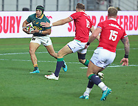 Rugby Union - 2021 British & Irish Lions Tour of South Africa - Second Test: South Africa vs British & Irish Lions<br /> <br /> Cheslin Kolbe, at Cape Town Stadium, Cape Town.<br /> <br /> COLORSPORT / JOHAN ORTON