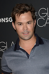 August 9, 2017 - New York, NY, USA - August 9, 2017  New York City..Andrew Rannells attending 'The Glass Castle' film premiere on August 9, 2017 in New York City. (Credit Image: © Kristin Callahan/Ace Pictures via ZUMA Press)