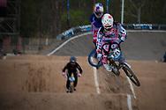 #993 (NAGASAKO Yoshitaku) JPN at the 2014 UCI BMX Supercross World Cup in Santiago Del Estero, Argentina.