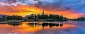 Trondheim in Color