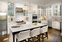 1900 Virginia Ave. McLean, VA contractor JK developement Kitchen Dining Room