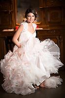 Wedding photography, Bride portrait,