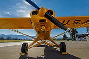 Piper Super Cub L-18 at WAAAM,