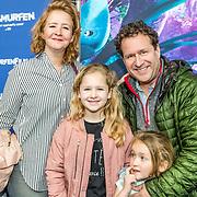 NLD/Amsterdam/20170318 - première De Smurfen en het Verloren Dorp,