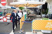 Koning bezoekt crisisorganisatie gemeente Apeldoorn
