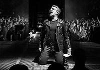 U2. Night seven. NY, July 30, 2015.<br /> <br /> Shawn Rocco/2015