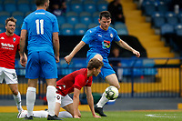 Connor Jennings. Stockport County FC 1-0 Salford City FC. Pre Season Friendly. 25.8.20