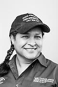 Esperanza Vallego Mitchell<br /> Navy<br /> E-4<br /> Ship Serviceman<br /> 2003 - 2011<br /> OEF, OIF<br /> <br /> Veterans Portrait Project<br /> Springfield, MA