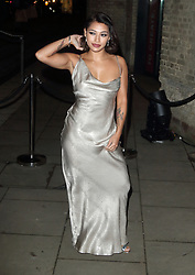February 18, 2019 - London, United Kingdom - Vanessa White at the Naked Heart Foundation's Fabulous Fund Fair at the Roundhouse, Chalk Farm (Credit Image: © Keith Mayhew/SOPA Images via ZUMA Wire)