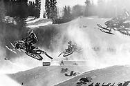 LCQ SnoCross during Finals at 2014 X Games Aspen at Buttermilk Mountain in Aspen, CO. ©Brett Wilhelm/ESPN