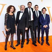 NLD/Katwijk/20151030 - 5 Jarig jubileumvoostelling musical Soldaat van Oranje, Paula van Oest, .....Bobby Boermans, ......