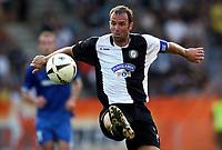 Fotball<br /> Østerrike 2009/2010<br /> Foto: Gepa/Digitalsport<br /> NORWAY ONLY<br /> <br /> 16.07.2009<br /> <br /> UEFA Europa League Qualifikation, SK Sturm Graz vs NK Siroki Brijeg. Bild zeigt Mario Haas (Sturm)