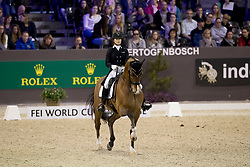 Meulendijks Anne, (NED), MDH Avanti<br /> Indoor Brabant - Den Bosch 2017<br /> © Hippo Foto - Dirk Caremans<br /> 11/03/2017