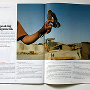 Image from Kandahar used for literay piece in The Walrus. (Credit Image: © Louie Palu/ZUMA Press)