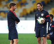 England Training 090913