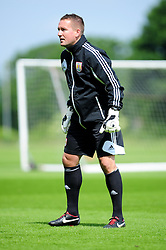 Bristol City's goalkeeping coach, Lee Kendall - Photo mandatory by-line: Dougie Allward/JMP - Tel: Mobile: 07966 386802 28/06/2013 - SPORT - FOOTBALL - Bristol -  Bristol City - Pre Season Training - Npower League One
