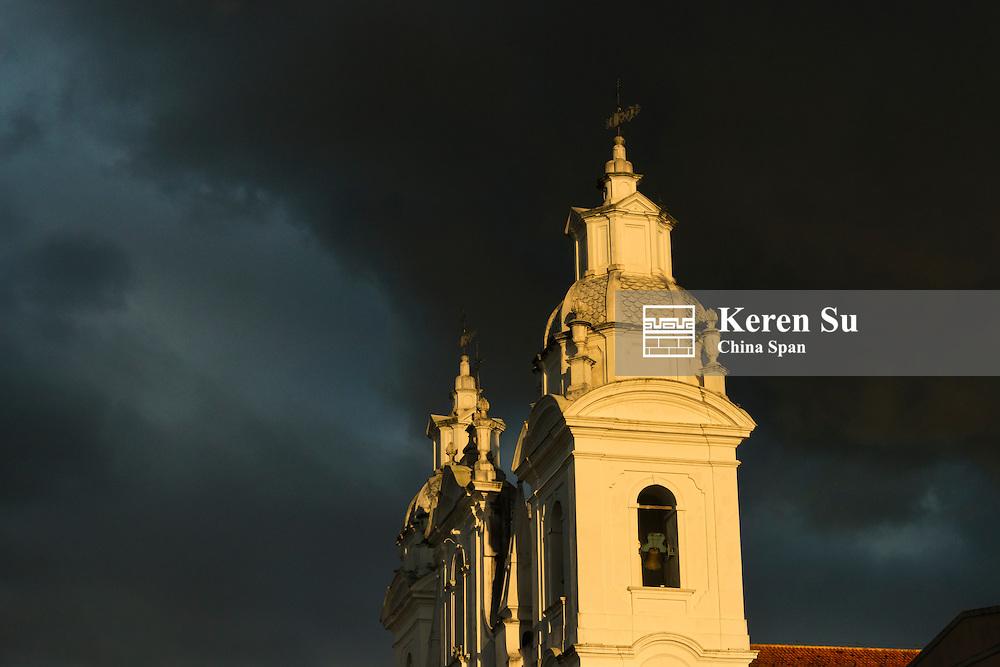 Metropolitan Cathedral, Belem, Para State, Brazil