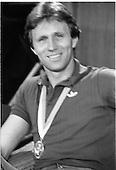 1983 - Eamonn Coughlan Hailed on his return from Helsinki