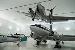 Al Mahatta Museum, the preserved former former Sharjah airport in Sharjah United Arab Emirates