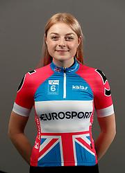Great Britain's Abigail Dentus