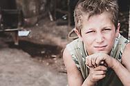 Boy in Damascus, Syria