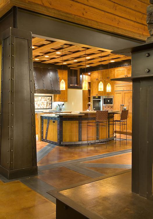 MWA Architects.Hurt Interior Design