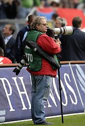22-10-2006 VOETBAL: UTRECHT - DEN HAAG: UTRECHT<br /> FC Utrecht wint in eigenhuis met 2-0 van FC Den Haag /  Fotograaf Hans Willink<br /> ©2006-WWW.FOTOHOOGENDOORN.NL
