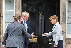Prime Minister Meet First Minister, Edinburgh, 29 July 2019