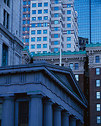 Custom House, Boston, Massachusetts.