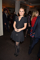 Francesca Dutton at the Debrett's 500 Party recognising Britain's 500 most influential people, held at BAFTA, 195 Piccadilly, London England. 23 January 2017.<br /> No UK magazines - contact www.silverhubmedia.com