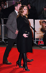 November 28, 2016 - London, London, United Kingdom - Image ©Licensed to i-Images Picture Agency. 28/11/2016. London, United Kingdom. Gerri Horner, Christian Horner attend I Am Bolt world film premiere. Screening of documentary I Am Bolt exploring Bolt's legacy of the fastest man in history, at Odeon Leicester Square, London.  Picture by Nils Jorgensen / i-Images (Credit Image: © Nils Jorgensen/i-Images via ZUMA Wire)
